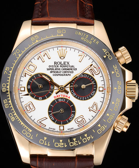 Rolex Cosmograph Daytona Gold Replica Watches