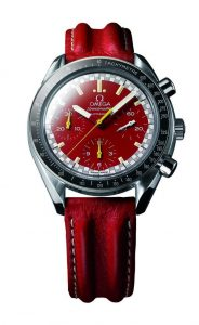 Omega Speedmaster Racing Schumacher