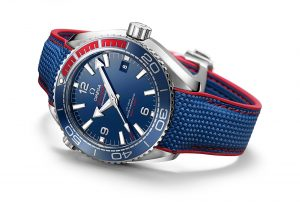 The Omega Seamaster Planet Ocean