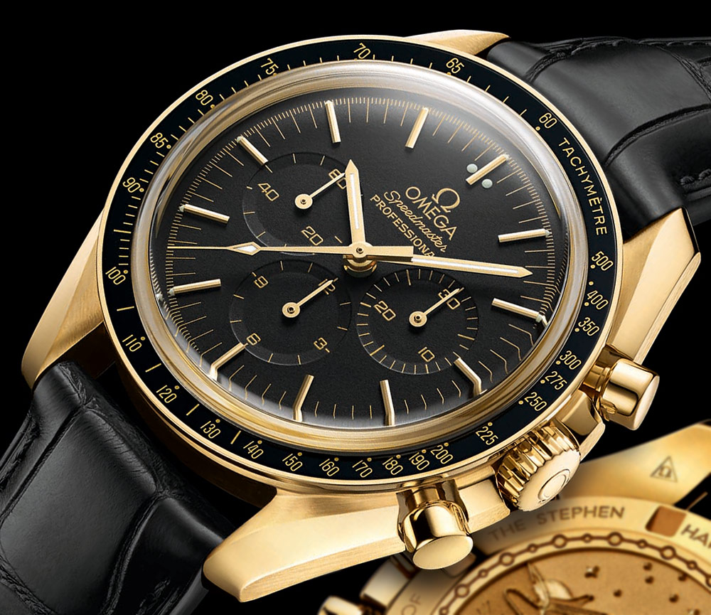 390847ddc98 Omega has said that only three of these Omega Replica Watches will be  produced for the Starmus Festival